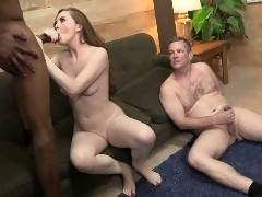 Scarlett Fay's man is hell bent on getting his rocks off by watching her take care of Isiah...